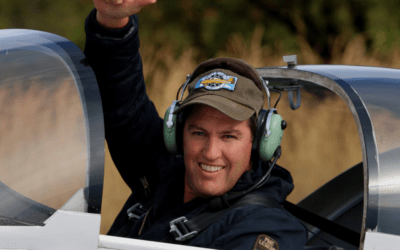 Pilot Ryan Beeton – why I fly for The Bateleurs